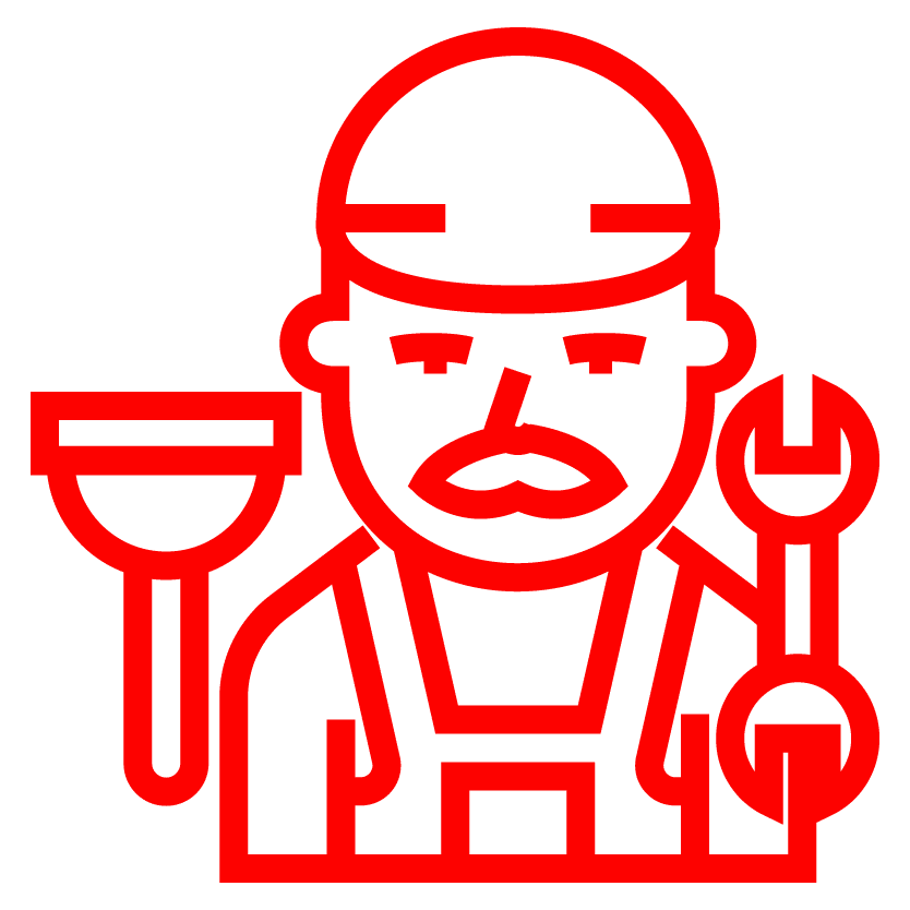 Emergency Plumbing Icon