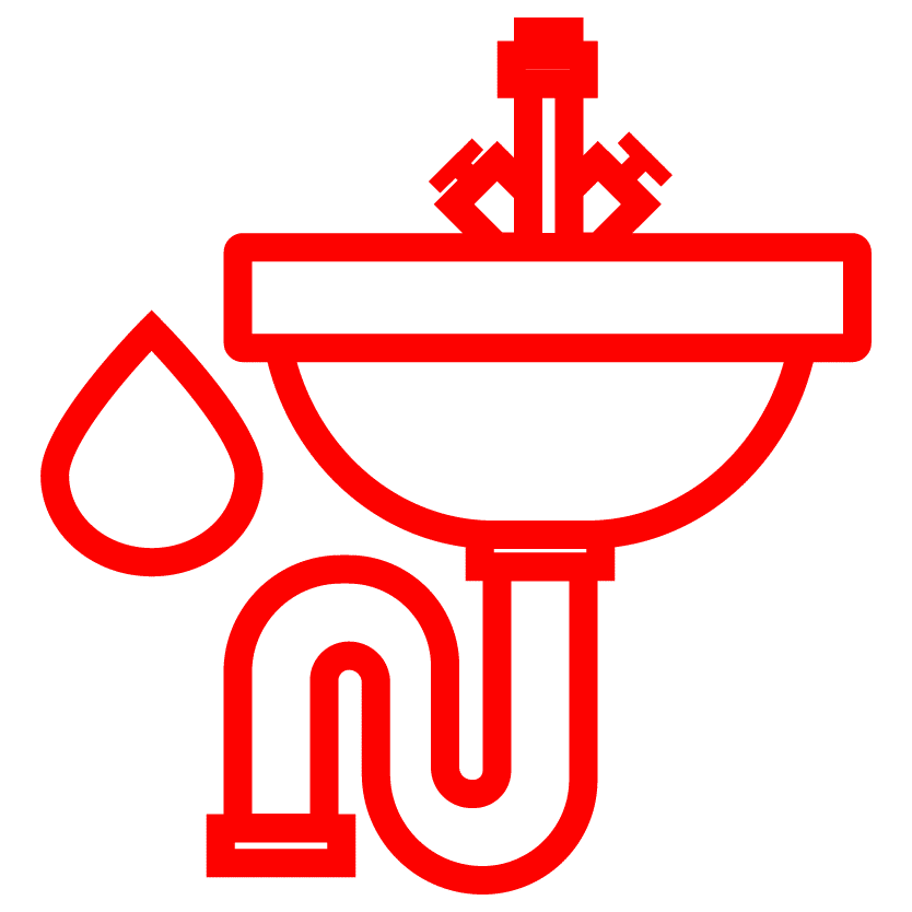 Leaking Pipes Icon