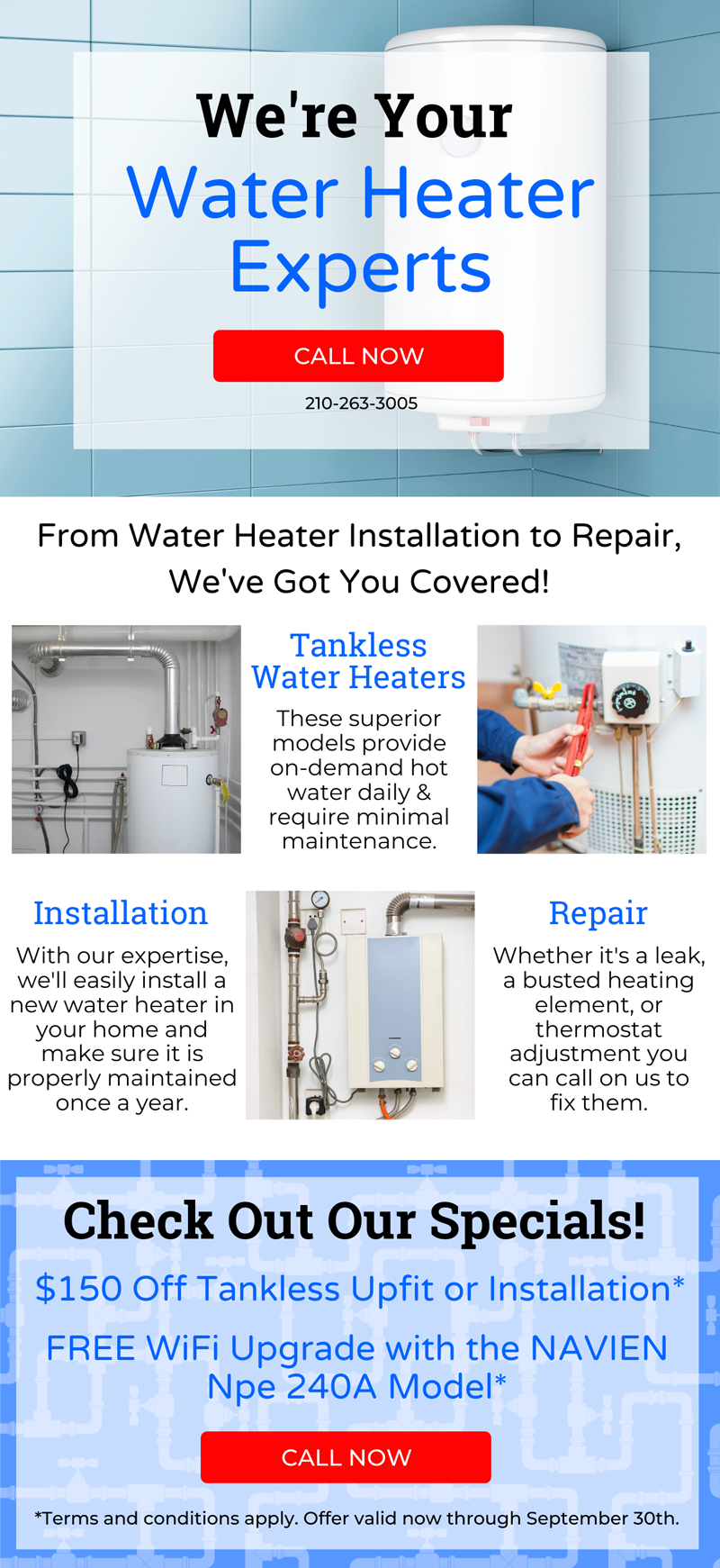 Water Heater Problems? 😠 1