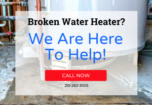 Broken Water Heater? 💦