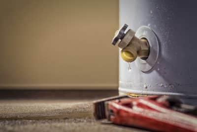 inefficient water heater