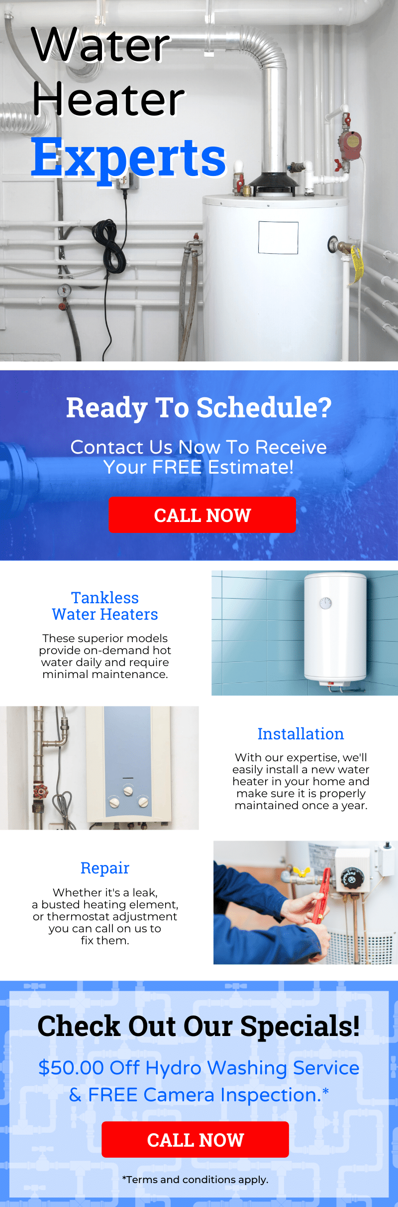 Water Heater Experts! 3