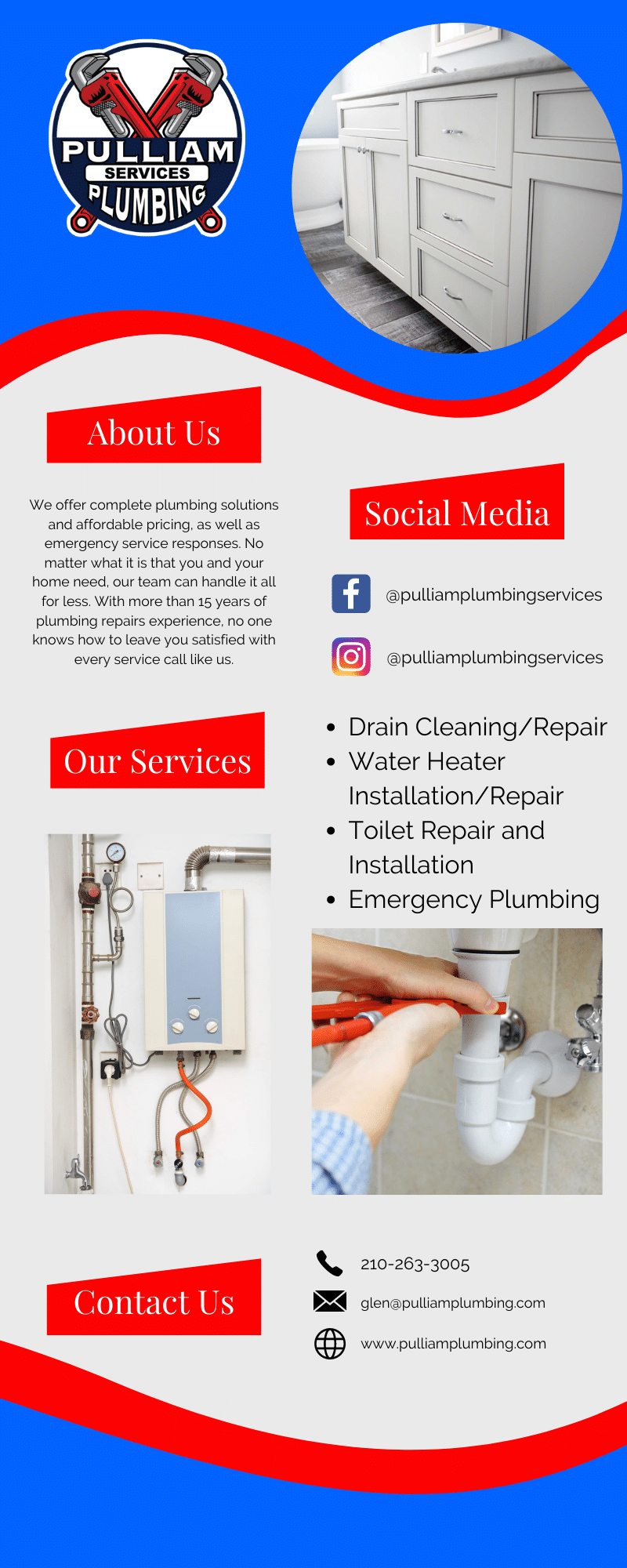 The Highest Rated Plumbing Company In Boerne & Fair Oaks